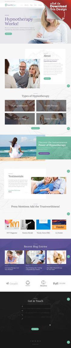 Tema de WordPress para Sitio de Perdida de peso | Tema de wordpress ...