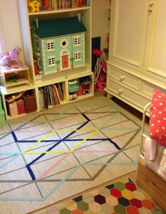 Picture Of Kids Rug Ikea: Create Beauty And Comfort In Your Kidu0027s Room