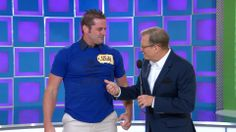 "Forget ""Keep Calm and Carry On"" this Contestant is going to ""Freak Out and Run Around"" Price Is Right Contestant, Drew Carey, Freak Out, Carry On, Clever, Forget, Calm, Running, Mens Tops"