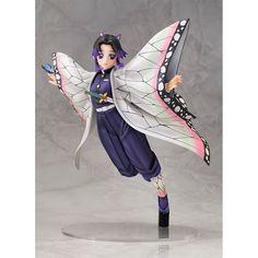 Aoshima: Demon Slayer: Kimetsu no Yaiba - Shinobu Kocho 1/7 Scale Figure