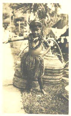 Samoa boy (Miles & Eli's ancestor)