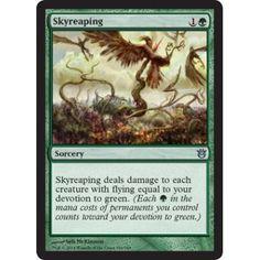 Skyreaping (foil)