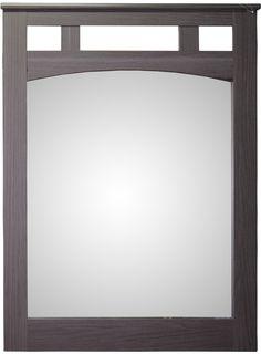 Bedroom Decor: Wellatown Modern Mirror by Ashley Furniture at Kensington Furniture.