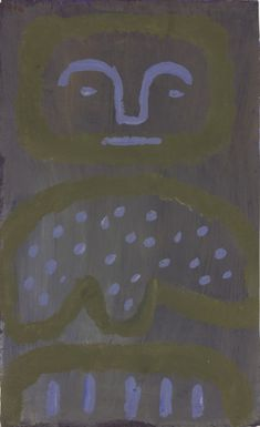 Paul Klee 'LMoon-Blond' 1937