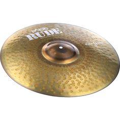 Paiste Rude Wild Crash Cymbal 18 in.