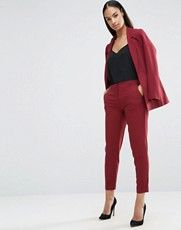 ASOS | ASOS Slim Tailored Jacket In Crepe