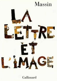 Robert Massi, La lettre et l'image. Want this book!
