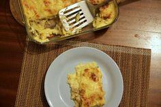 Clica para veres a receita completa desta Lasanha Vegetariana deliciosa!