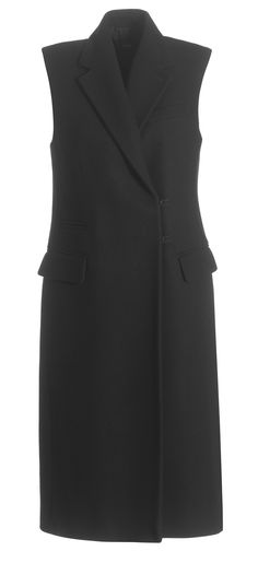 Joseph sleeveless coat, it would look fabulous with a jumper underneath and jeans #McArthurGlenStyle