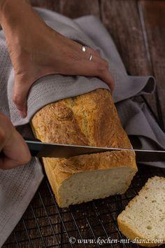 Kochen mit Diana/ Cooking with Diana: Toastbrot/ Toast