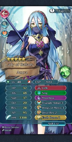 11 Fe Heroes Builds Ideas List Of Skills Fire Emblem Heroes Fire Emblem