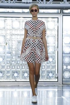 Christine Phung Ready To Wear Spring Summer 2015 Paris
