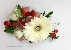 One of the beautiful custom dance and wedding wristlets designed by Lee's Corner Floral. Learn more or order yours today at leesmarketplacefloral.com