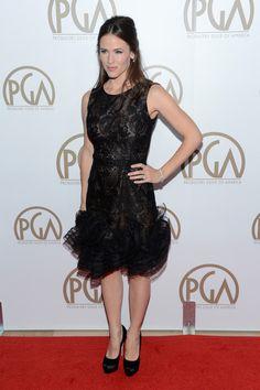 Jennifer Garner in Oscar de la Renta - Producers Guild Awards 2013