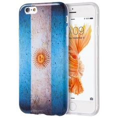 "DW Patriotic Vintage Flag Series iPhone 6/6S (4.7"") Case - Argentina"