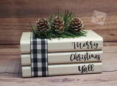Christmas Signs, Christmas Projects, Simple Christmas, Holiday Crafts, Christmas Time, Christmas Decorations, Christmas Crafts To Sell Bazaars, Christmas Wood Crafts, Xmas