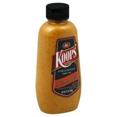 Koops Arizona Heat Mustard, 12-Ounce Bottles (Pack of 12) >> Quickly view this special product, click the image : Dinner Ingredients.