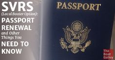 The SVRS program makes it easy for US citizens to check back in after cruising to foreign countries. A few tips to navigate the system with ease --