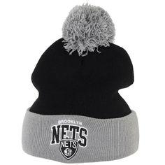 Mitchell & Ness Tarck Cuff Knit Beanie Brooklyn Nets ★★★★★