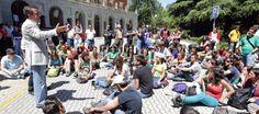La Complutense se asfixia / @pilaralvarezm + @elpais_sociedad | #universidadencrisis