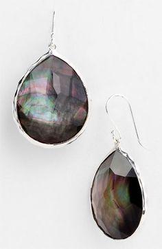 Ippolita 'Rock Candy' Semiprecious Teardrop Earrings | Nordstrom