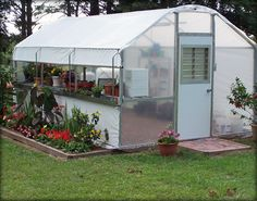 Carver 10 x 16 Educational Greenhouse Kit available at www.internet-salesusa.com
