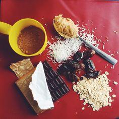 Chocolate Muesli Tart