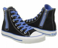 Converse All Star Side Zips