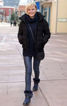 Malin Akerman Photos - Celebrities spotted out and about at the 2015 Sundance Film Festival in Park City, Utah on January /> <br /> Pictured: Malin Akerman - Celebs at the Sundance Film Festival Sundance Film Festival, Celebs, Celebrities, Mens Fitness, Celebrity Style, Winter Jackets, Street Style, Actresses, Skinny