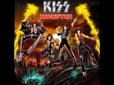 "kiss monster track Copyright Disclaimer Under Section 107 of the Copyright Act in Allowance is made for ""Fair Use"" for purposes such as criticism, comm. Best Rock Bands, Cool Bands, Kiss Music Videos, Kiss World, Real Superheroes, Kiss Art, Kiss Photo, Hot Band, Rock Groups"