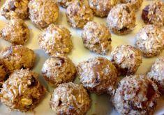 zdravé raw cukroví Krispie Treats, Rice Krispies, Cakepops, Ale, Muffin, Breakfast, Ethnic Recipes, Desserts, Food