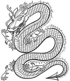 Chinese Dragon Tattoos for Women | Undoubtedly, the Classic Chinese tattoos have a somewhat unique ...