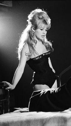 Brigitte Bardot.  A George Vreeland Hill Pinterest post.