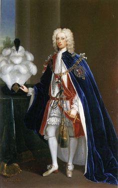 John Manners, 3rd Duke of Rutland, by Charles Jervis, c. 1725, Belvoir Castle