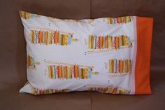Pillowcases - Handmade - 100% Cotton - Princess and the Pea - Set of 2