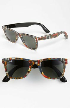 Ray-Ban  Guitar Wayfarer  50mm Sunglasses on shopstyle.com Summer  Sunglasses, bdeb81ad250e