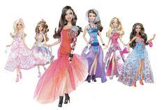 imagens da barbie fashionista - Pesquisa Google