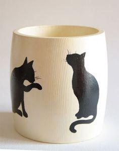 Black Cats! Frm Alicia Fitzner's bd: Cats