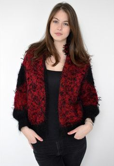 Cardigan Vintage Applique