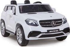 ΟΧΗΜΑΤΑ 12 VOLTS : Ηλεκτροκίνητο Αυτοκίνητο Mercedes Benz GLS63 AMG HL228 White Cangaroo Mercedes Benz, Electric Cars, Goals, Dreams, Vehicles, Car, Vehicle, Tools
