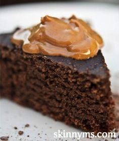 Skinny Slow Cooker – Chocolate Peanut Butter Cake.  They calculated it as 3 WW points.  I calculated it as 2 WW points