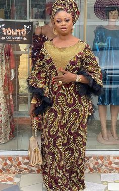African Dresses For Kids, Latest African Fashion Dresses, African Dresses For Women, African Party Dresses, African Print Fashion, African Attire, Ankara Long Gown Styles, Ankara Styles, Ankara Dress Designs