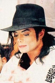 ♥ Michael Jackson ♥ - looks sad here :(