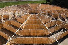 Super Labyrinthe Inukshuk – Sainte-Catherine-de-la-Jacques-Cartier (Québec)