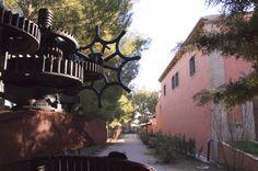 Bodegas Finca Ardal. El Pontón, Requena. #rutadelvinorequena Wine Cellars, Paths