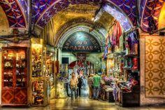 Grand Bazaar -Kapalıçarşı -İstanbul-Turkey