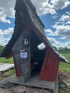 "This #LittleFreeLibrary book exchange is charter 89902 in West Chester, Pennsylvania. So creative! Steward Pete C. says, ""Our Little Free Library is located at our farm market, Pete's Produce Farm. It was originally built by Pete himself in 2017 as a witch's house for Halloween. In 2018 it was converted into a library in honor of Pete's father, Paul, who had recently passed and left behind a treasure trove of books!"" Little Free Libraries, Free Library, Library Books, Library Ideas, Country Song Quotes, Country Music Lyrics, Country Girl Problems, So Creative, Country Girls"