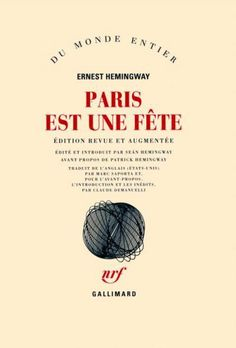 ERNEST HEMINGWAY IN PARIS - Moïcani - L'Odéonie