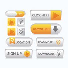 طراحی دکمه های زیبا در وردپرس با Buttons Shortcode and Widget