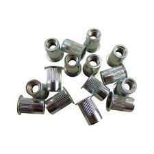 1 4 20 Sheet Metal Threaded Inserts 12 Pk Model 420 165 Threaded Rods Thread Ebay